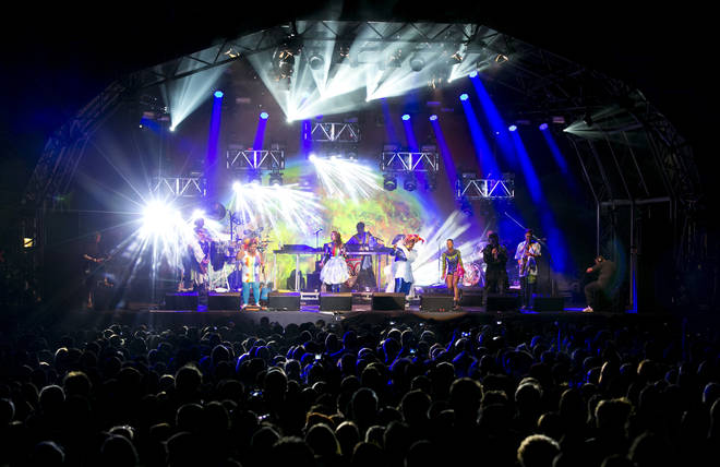 Basement Jaxx is sure to get you jumping about no matter what the occassion