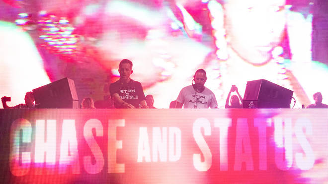 Chase and Status have a whole selection of upbeat tracks to pick from
