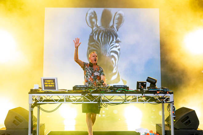 Fatboy Slim's Praise You is easily one of dance music's most iconic tunes