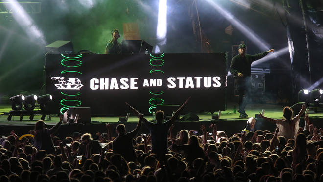 Chase and Status have got the music goos when it comes to keeping your energy high during a workout