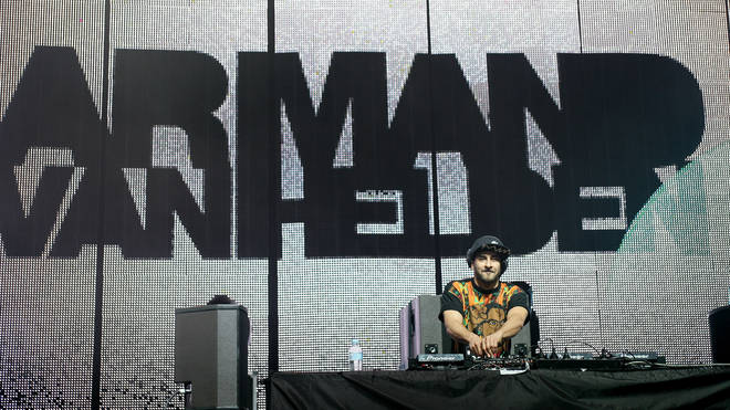 Armand Van Helden is always providing us with the dance tunes - especially in the 90s