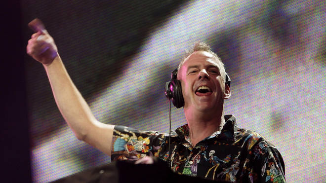 Fatboy Slim has become one of the most iconic DJ's of our time