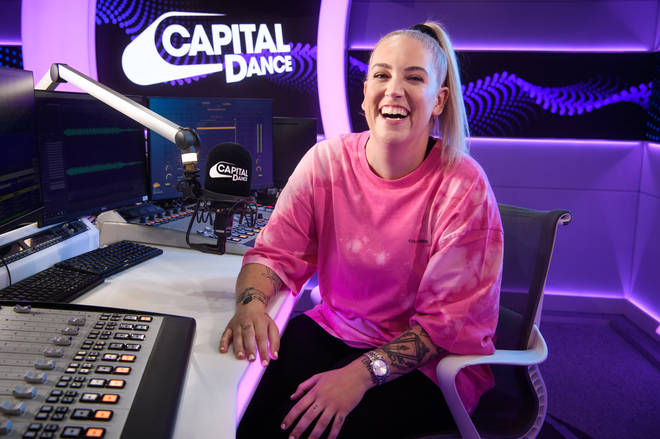 Jess Bays On Capital Dance